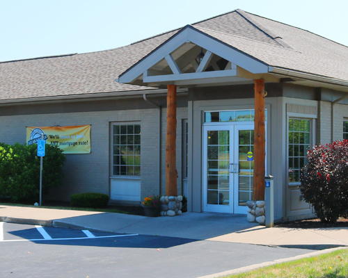 Lowville branch storefront