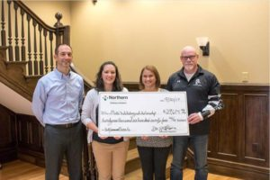 NNY Community Foundation Check Presentation