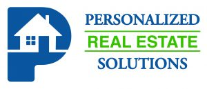 Personalized Real Estate Solutions Logo