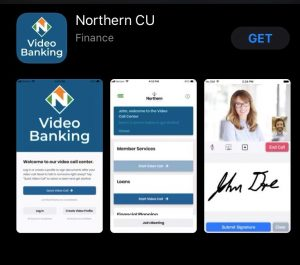 Northern CU Video Chat in App Store