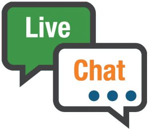 Bank at Home - Live Chat Icon