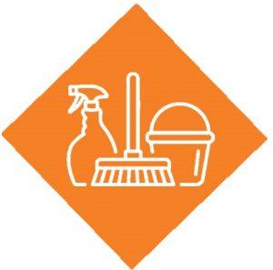 reopening sanitizing icon