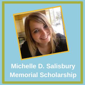 Michelle D. Salisbury Memorial Scholarship - Picture of Michelle D. Salisbury