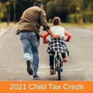 child in white shirt with flannel wrapped around waste on two wheel bicylcce with parent running alongside to help them get started